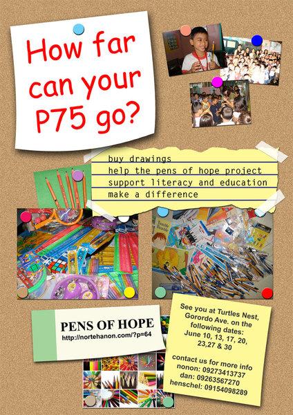 Pens of Hope