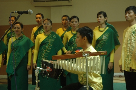 University of the Visayas Chorale