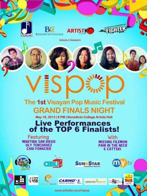 VisPop: The 1st Visayan Pop Music Festival